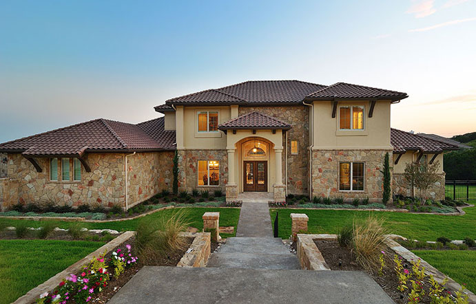 Central Texas Home Builders Brew Home